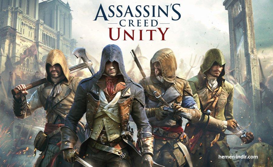 Assassin's Creed Unity İnceleme ( Tek Link Full Download )