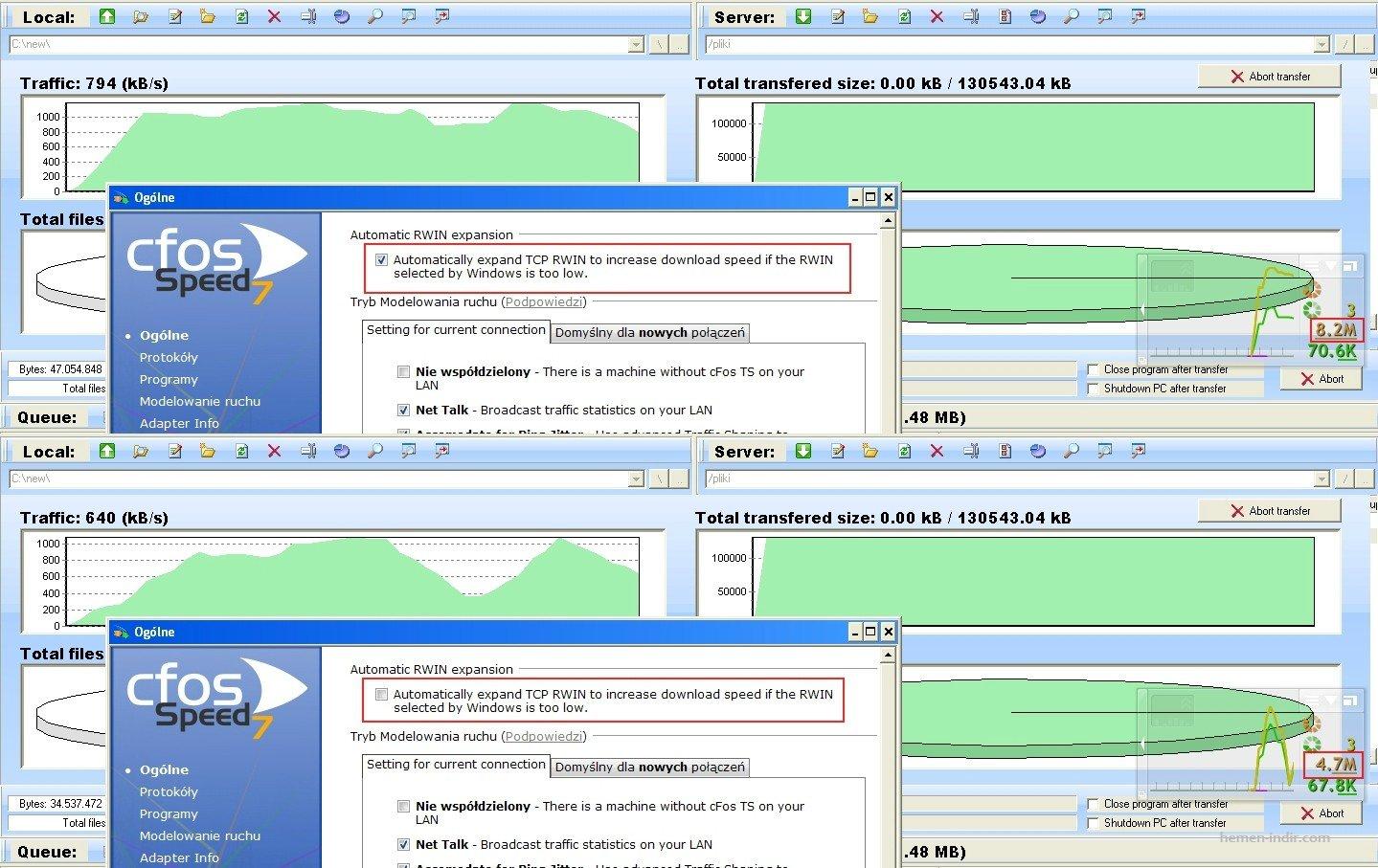 cFosSpeed v5.00.1560 TR 32 64 Bit Full indir