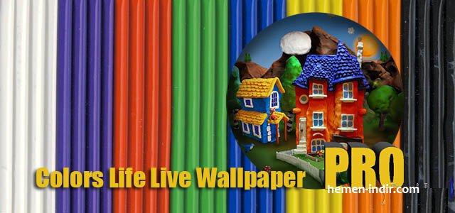 Colors Life PRO live wallpaper v1 Tema Download
