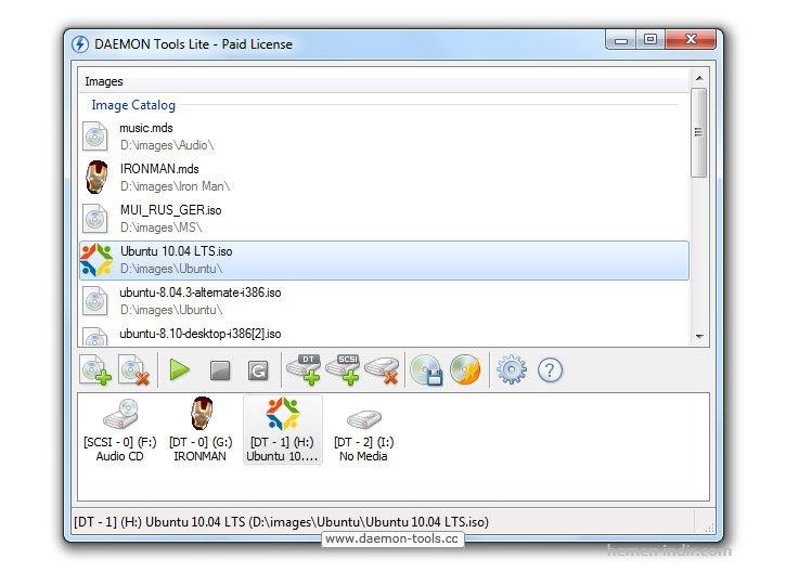 Daemon Tools Full Download indir