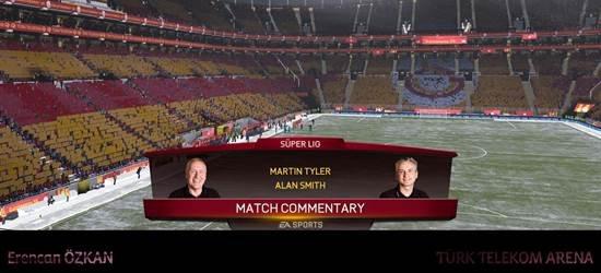 Fifa 2015 Oyunu Türk Telekom Arena Modu İndir