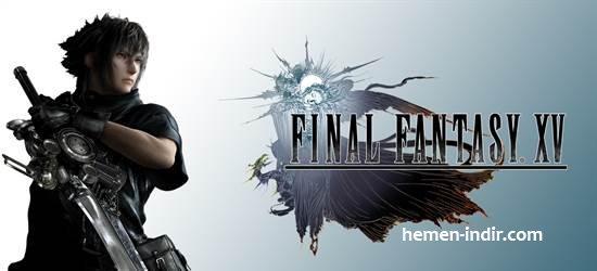 Final Fantasy XV Yeni Projeler İle Oyunculara Hazırlanıyor