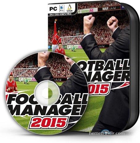 Football Manager 2015 Türkçe Yama indir