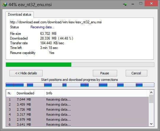 Internet Download Manager 6.21 Build 17 Final indir