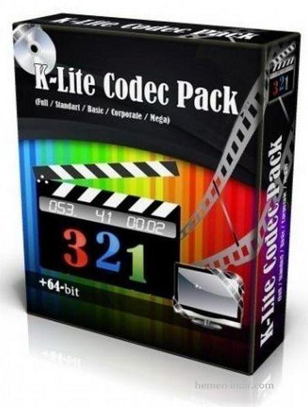 K-Lite Codec Pack 10.9.0 Full Download