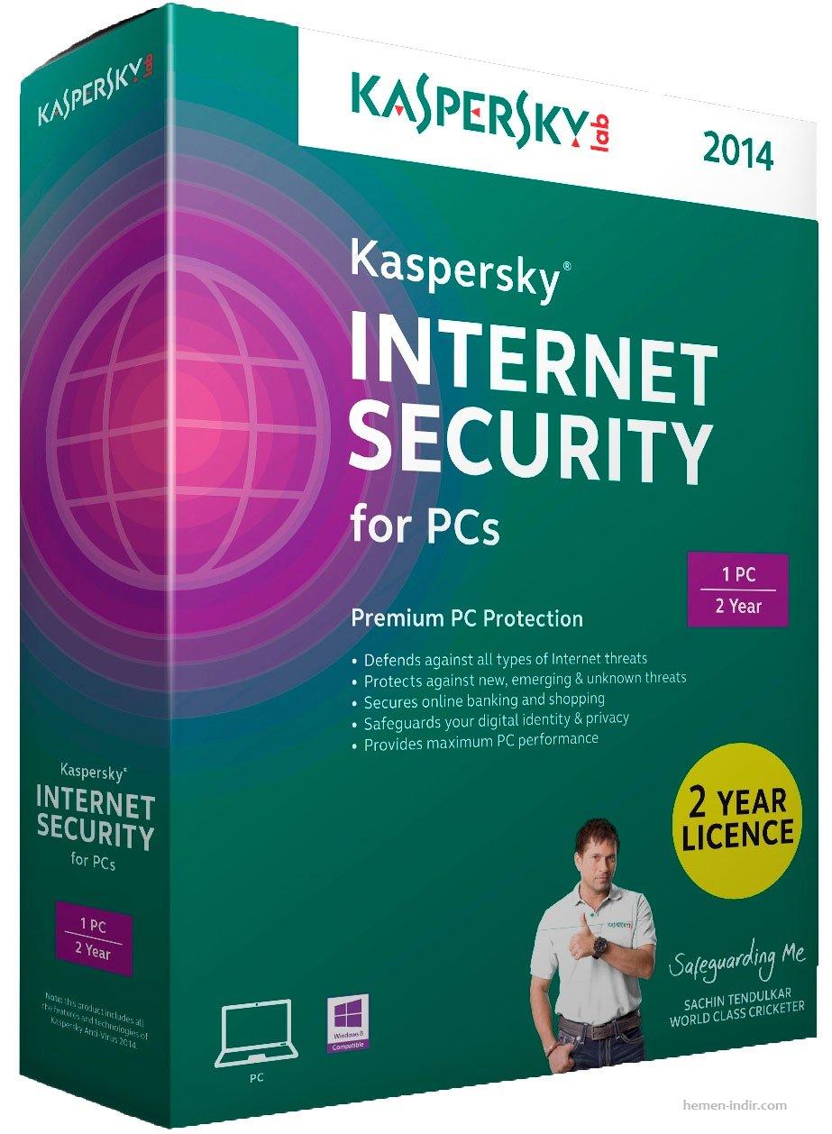 Kaspersky Internet Security 2015 15.0.1.415.6940 TR Full Download