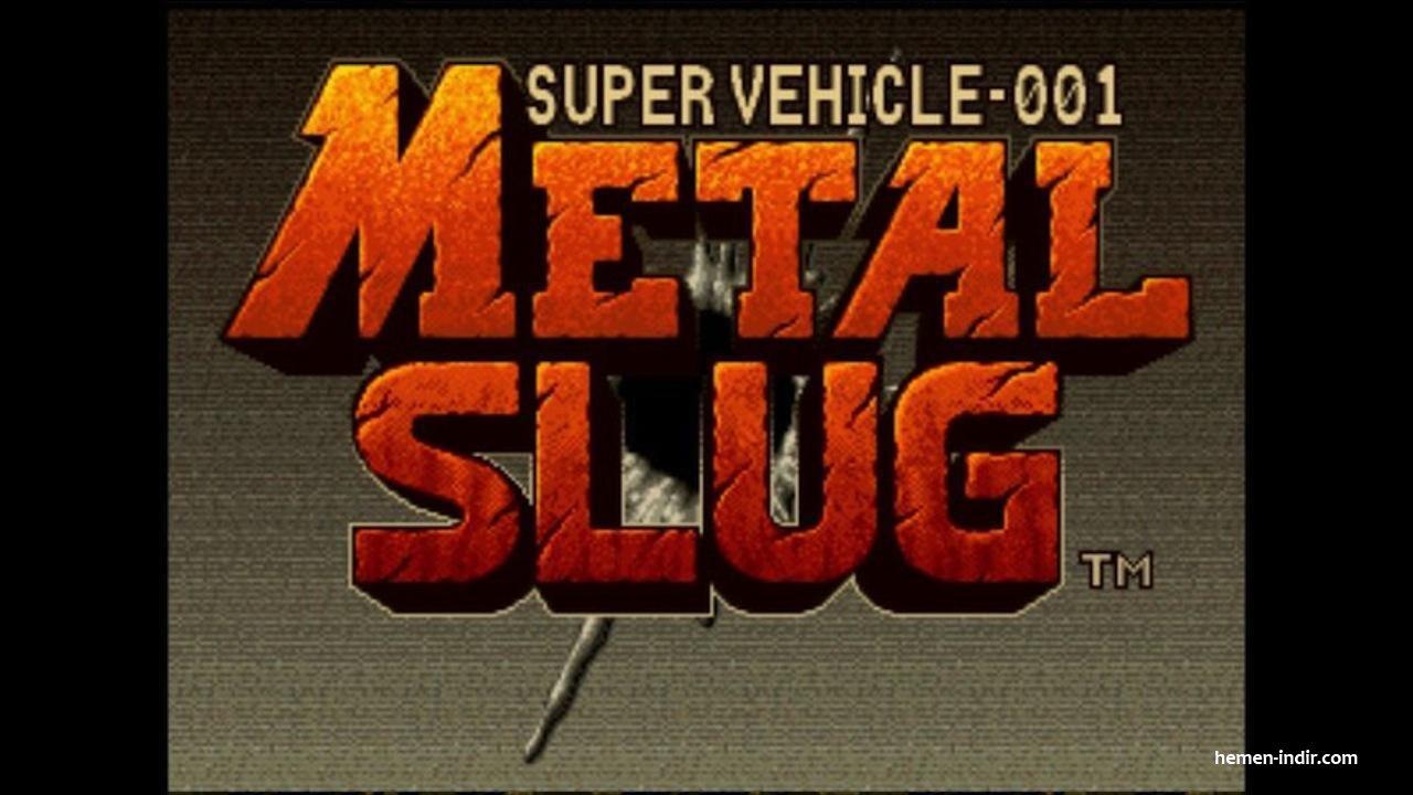 Metal Slug BoxSet + Tanıtım Videosu indir