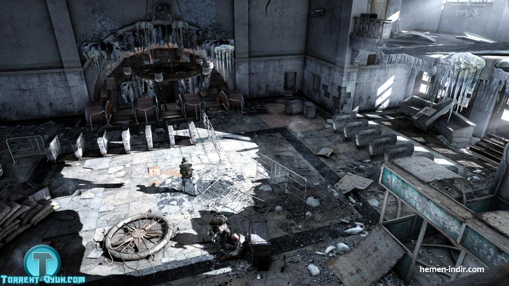 Metro 2033 Redux 2014 Full indir - CODEX