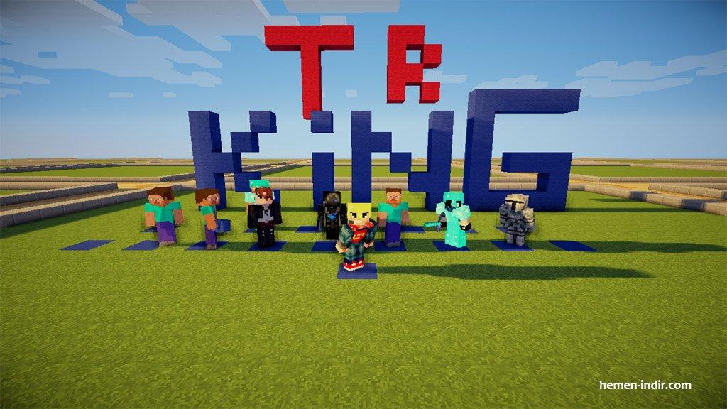 Minecraft 1.1.1 Den 1.8 E Kadar Bütün Sürümleri Full Türkçe İndir