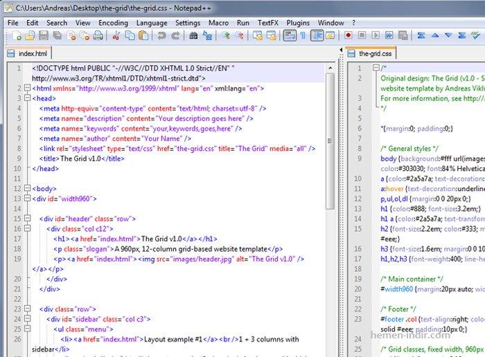 Notepad++ 6.7 Final Türkçe indir