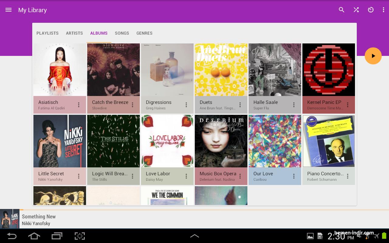 Orpheus Music Player v2.1.0 APK indir