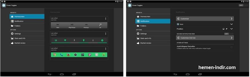 Power Toggles v5.7.01 APK Download