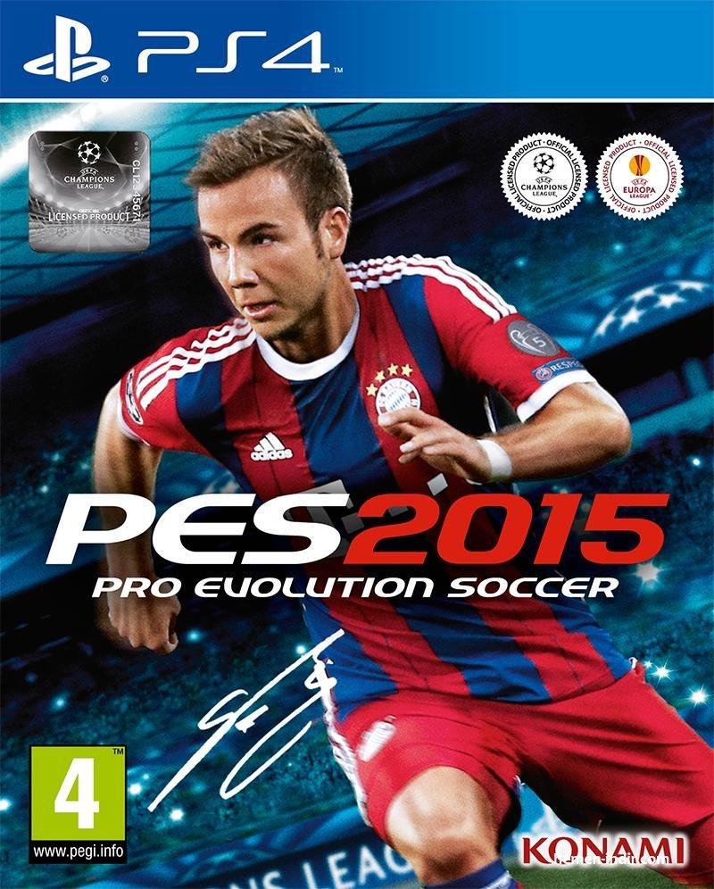 Pro Evolution Soccer PES 2015 İncelemesi ( PES 2015 Full )