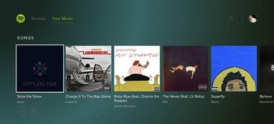 Spotify Müzik Uygulaması Yenilendi