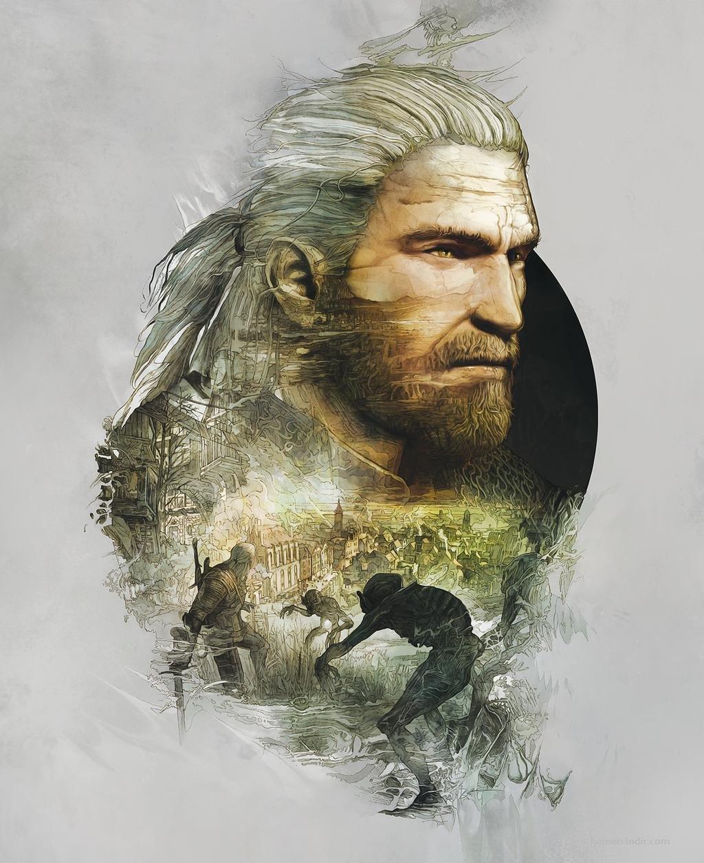 The Witcher 3 Koleksiyonunda Hayran Bırakan Tasarımlar