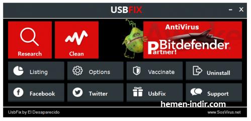 UsbFix v7.804 indir