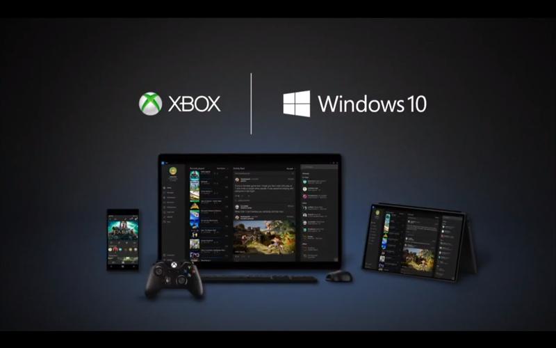 Windows 10 ve Xbox One Entegresi