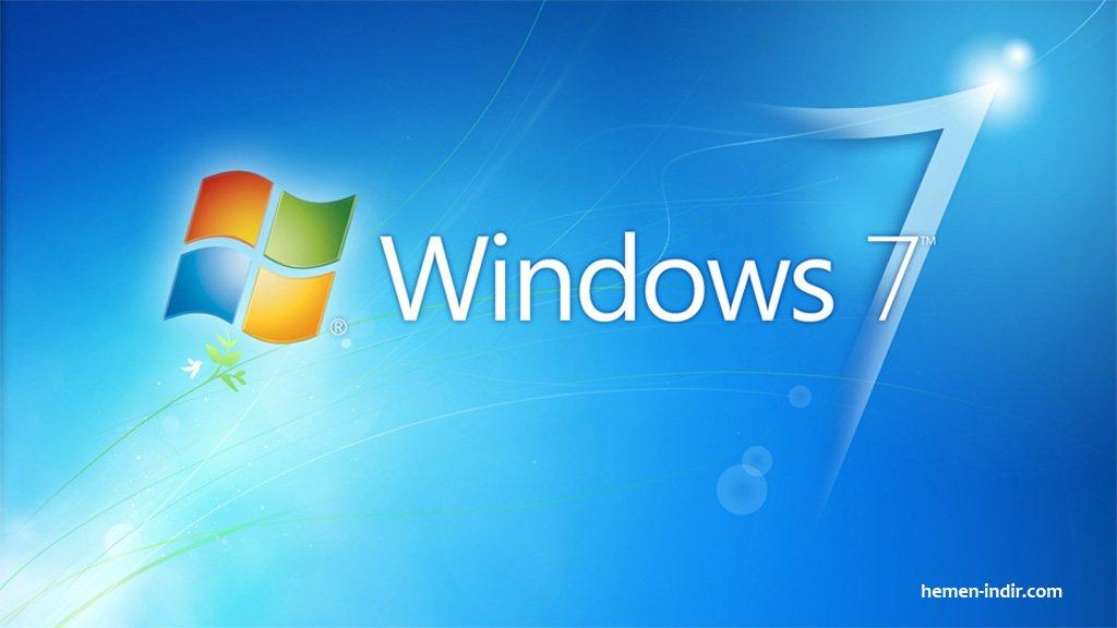 Windows 7 9in1 (x86x64) Türkçe (32-bit, 64-bit )