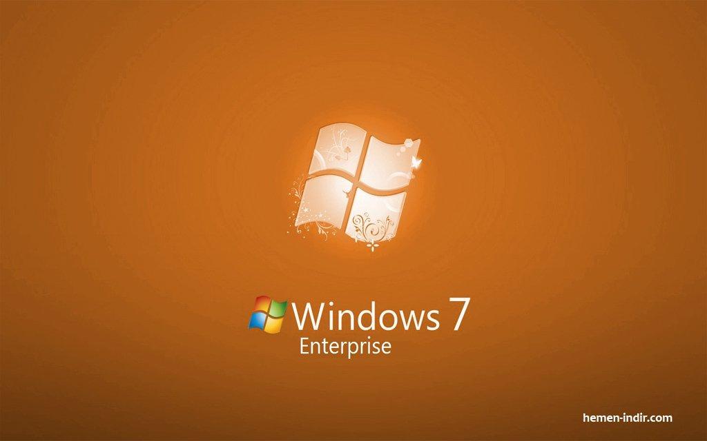 Windows 7 Enterprise x86 (32-bit) Türkçe