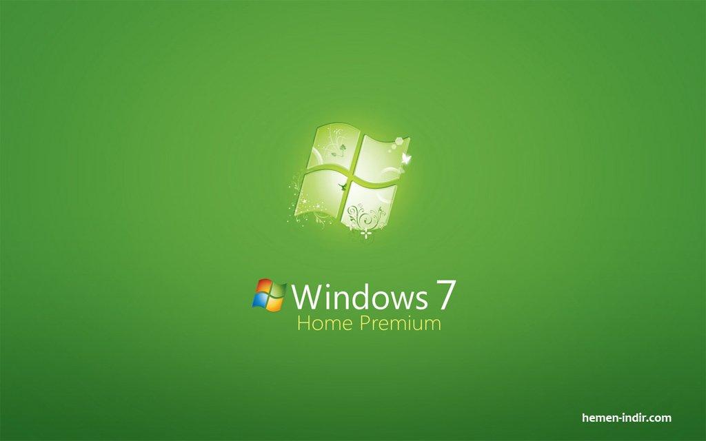 Windows 7 Home Premium x86 (32-bit) Türkçe