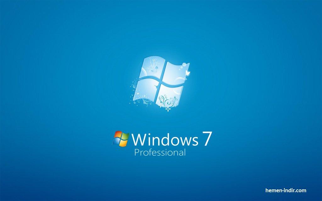 Windows 7 Professional x64 (64-bit) Türkçe