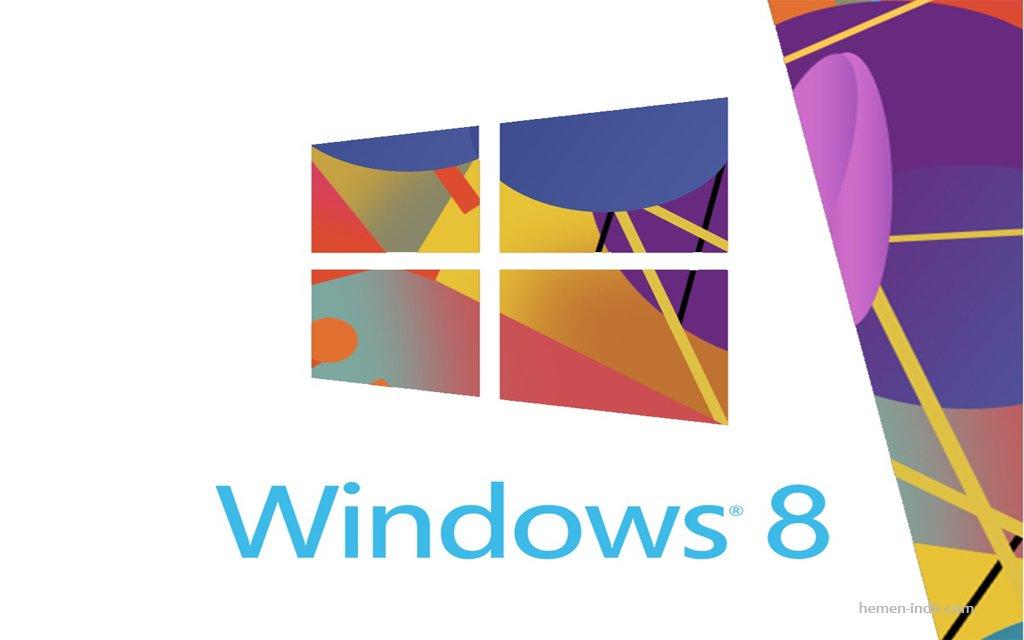 Windows 8 x86 (32-bit) Türkçe