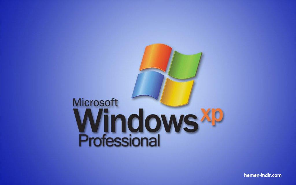 Windows Xp Professional x86 (32-bit) Türkçe